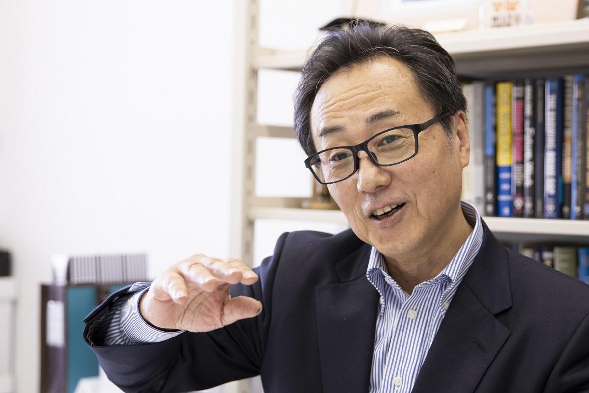 杉浦正和さんインタビュー「運を引き寄せる言葉の力」03