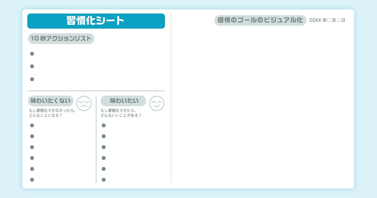 大平信孝さんインタビュー「習慣化のための習慣化シートと三日坊主シート」02