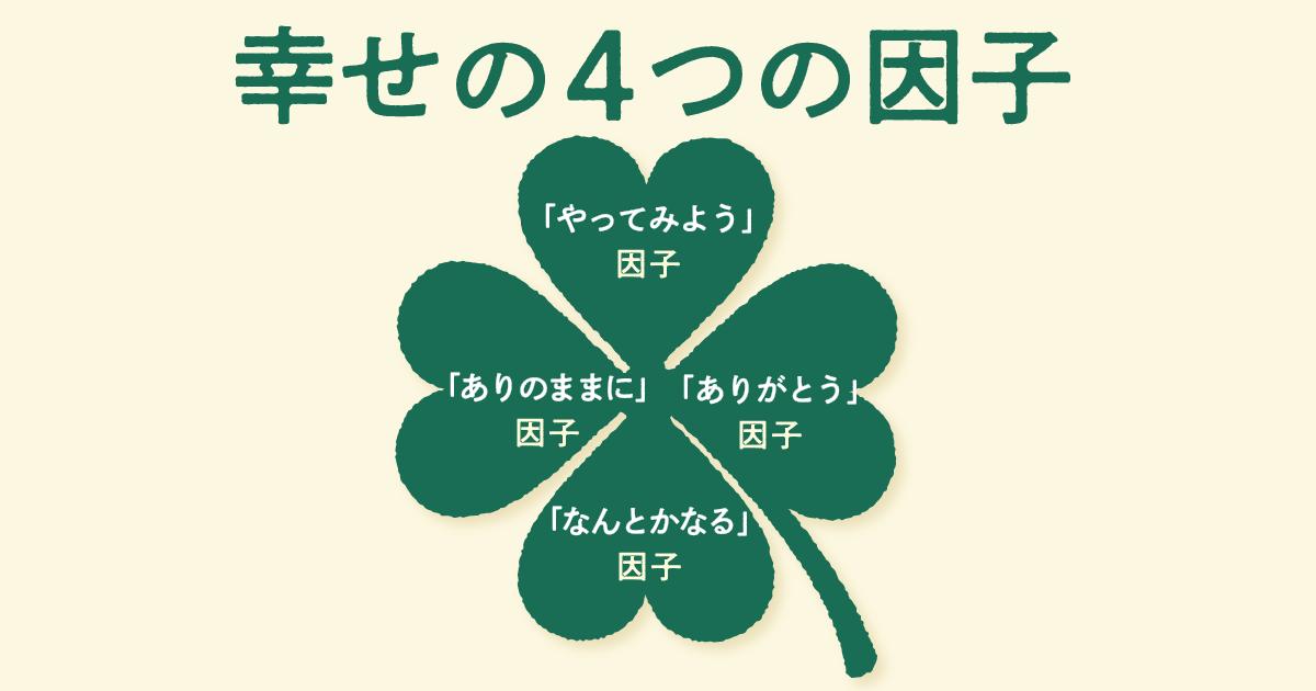 幸福学・前野隆司さんインタビュー「幸せを決める4つの因子」02