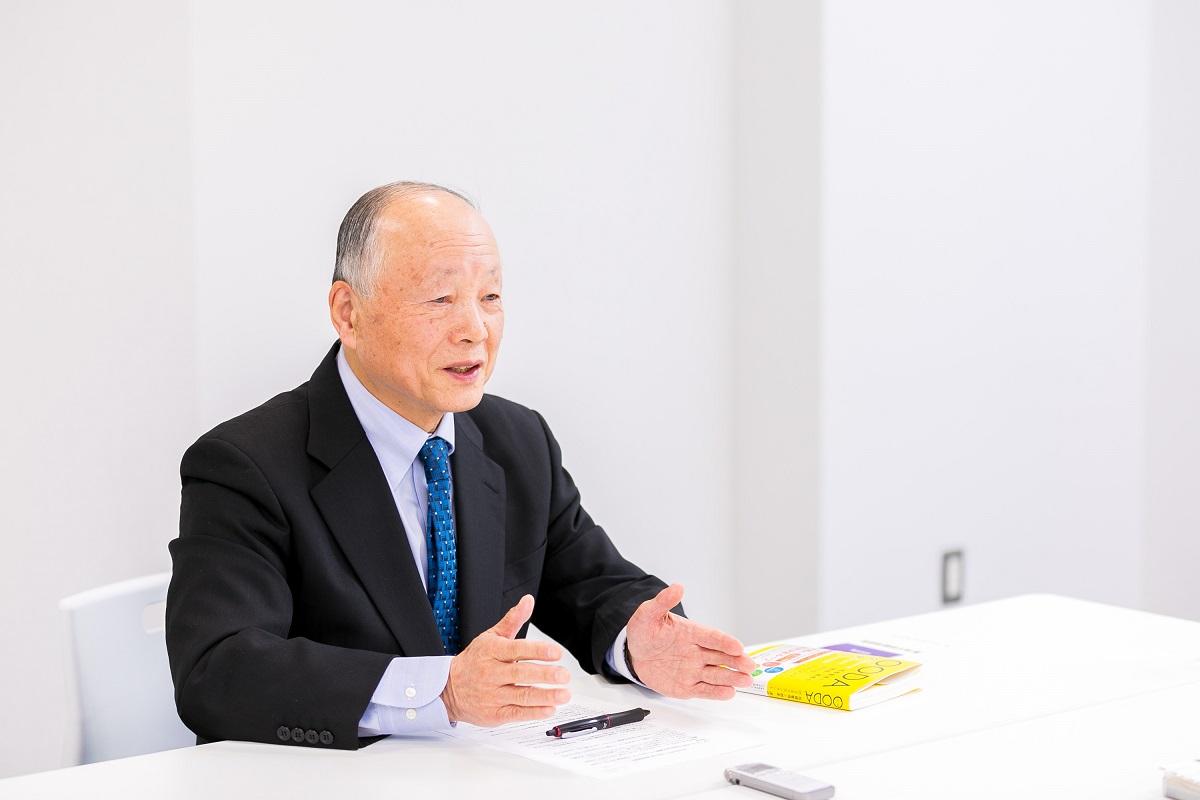 小林宏之さんインタビュー「元日本航空パイロットのリーダーシップ論」02
