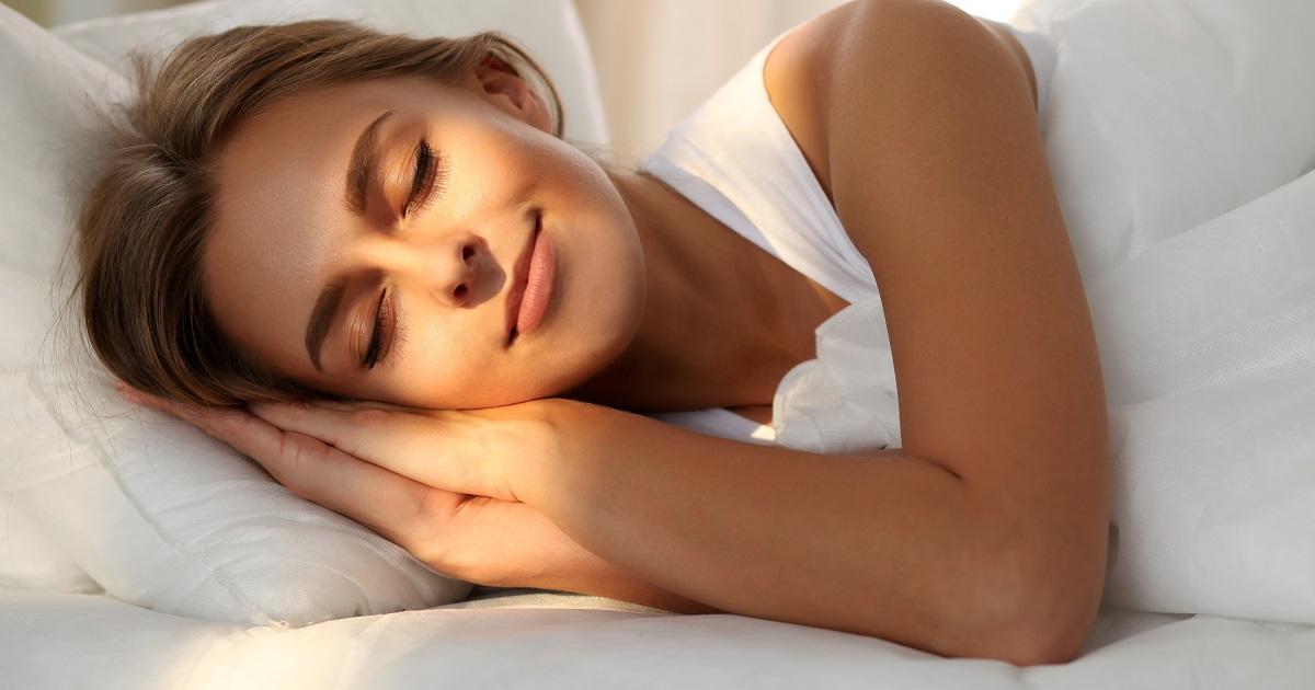 前の日の疲れをとる。質のいい睡眠をとるコツ02