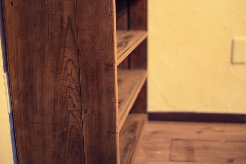 f:id:古家具 シェルフ