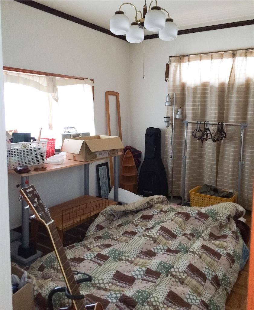 f:id:部屋模様替え前入口