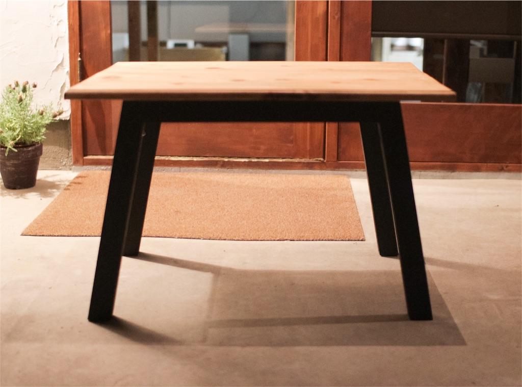 f:id:アイアンのテーブル