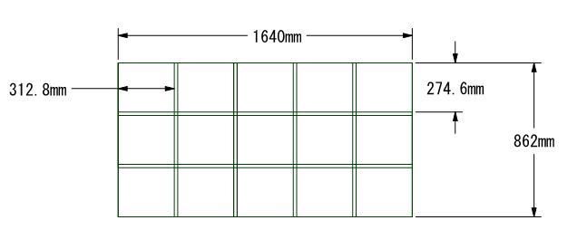 f:id:窓 棚DIY 図面