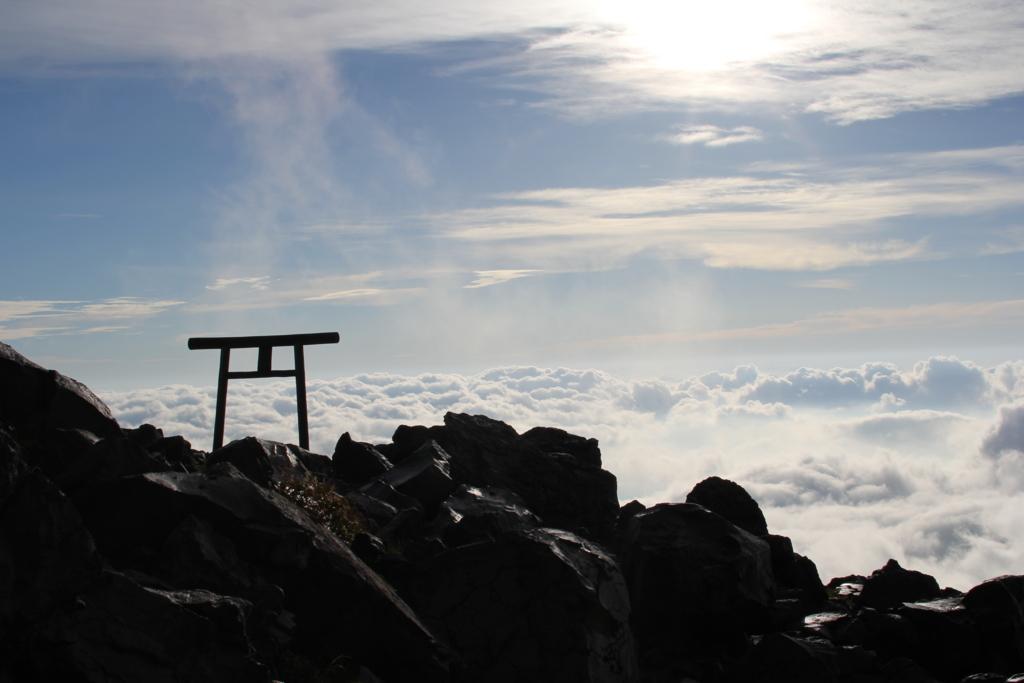 f:id:茶臼岳 頂上