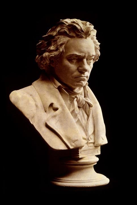 f:id:ベートーヴェン胸像