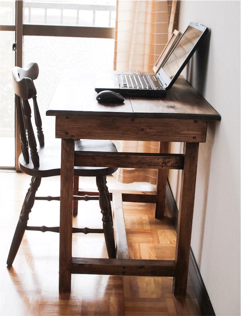 f:id:机DIY作り方