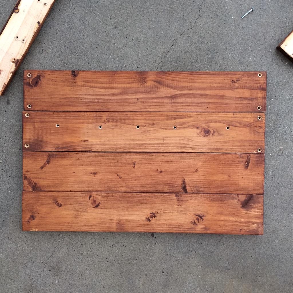 f:id:天板リメイク