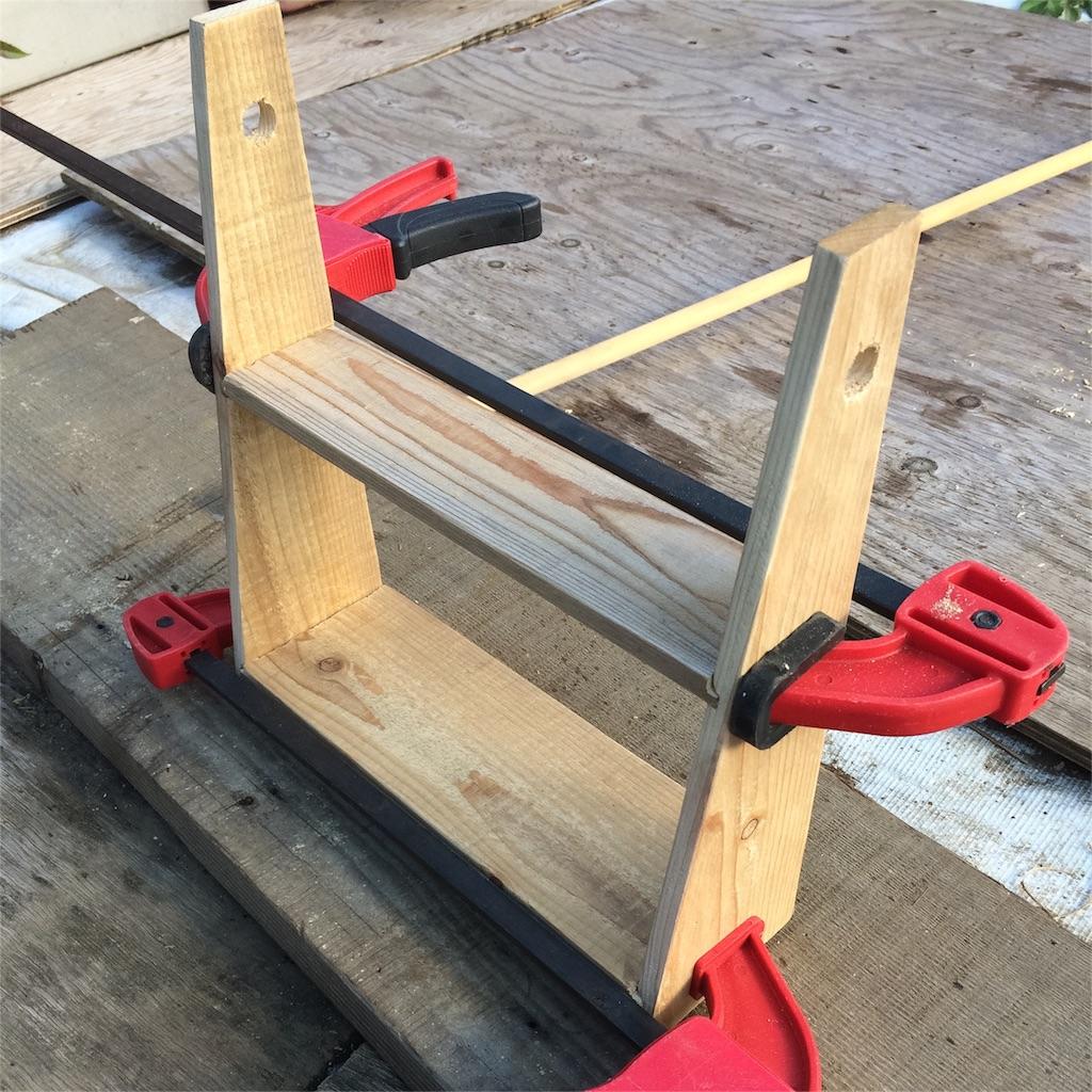 f:id:木の棚DIY