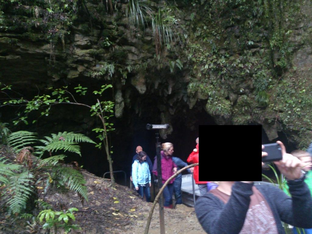 ワイトモ洞窟