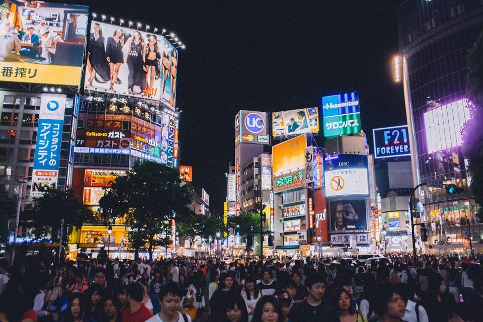 東京の閉塞感