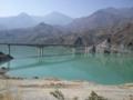 泸沽湖に向かう途中の長江