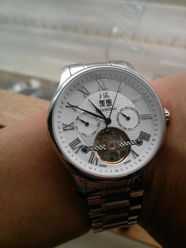上海手表、上海腕時計、上海牌