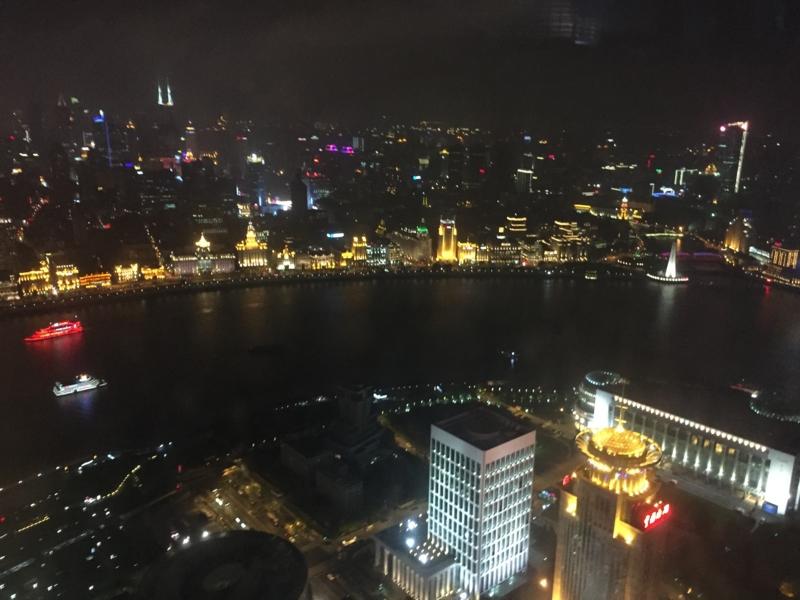上海,リッツカールトン 浦東