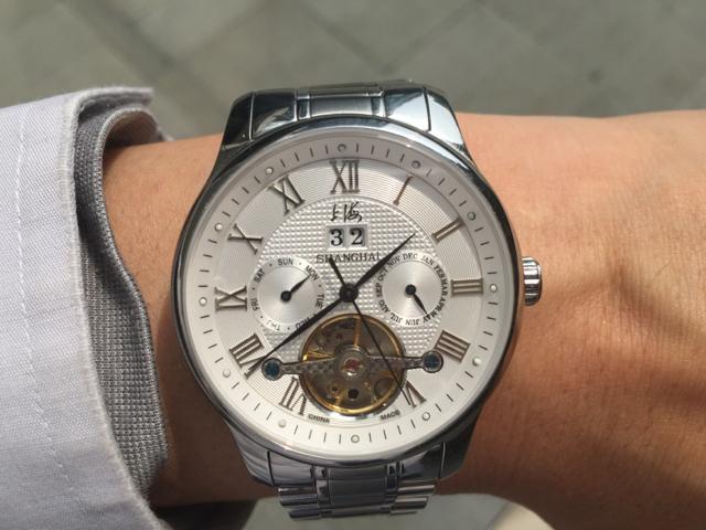上海牌手表、腕時計、中国腕時計