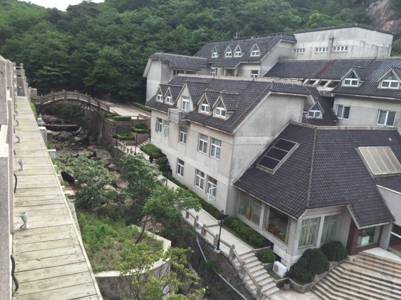 黄山西海飯店