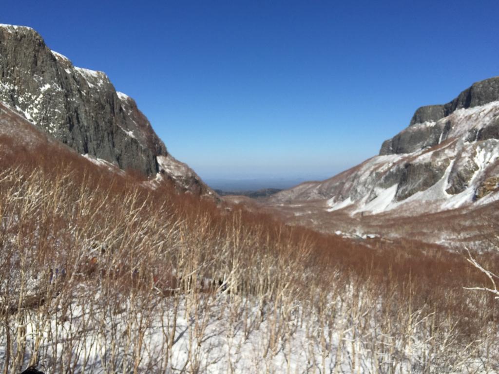 白頭山(長白山)