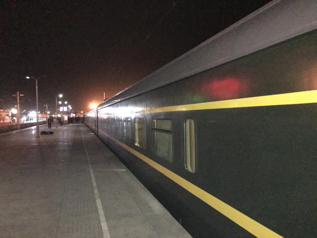 青蔵鉄道車両