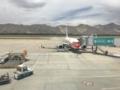 ラサの空港