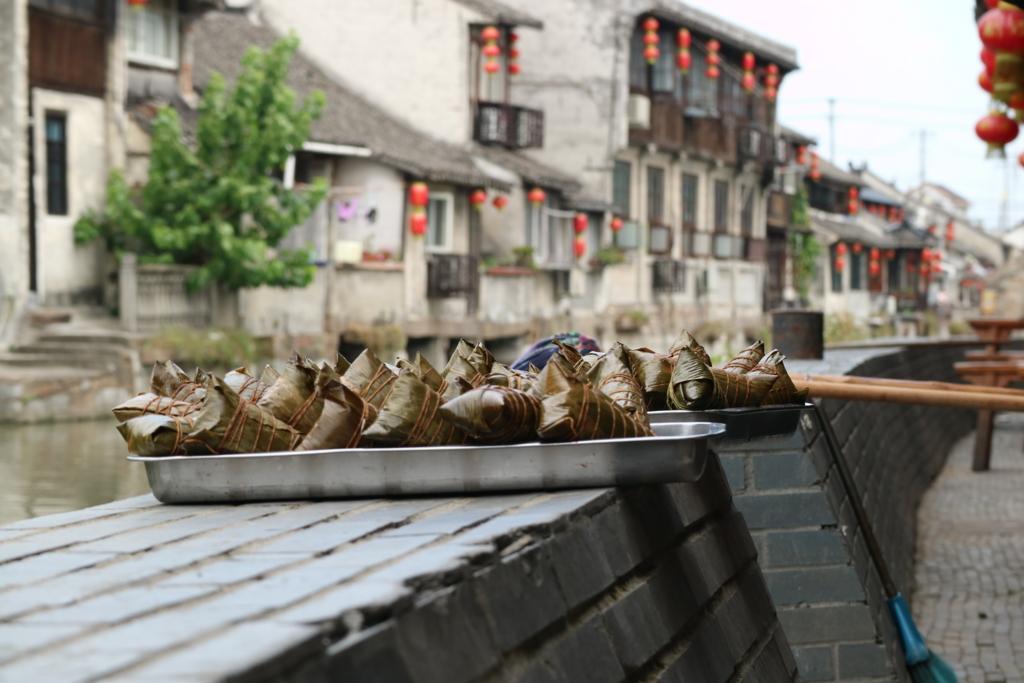 上海金山楓涇古鎭