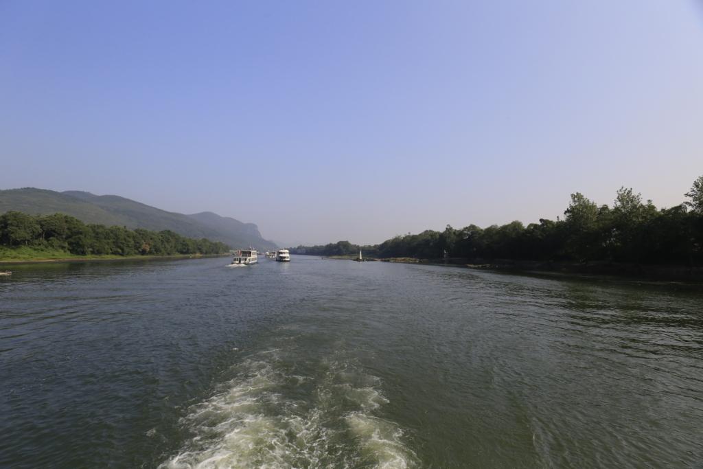 漓江川下り