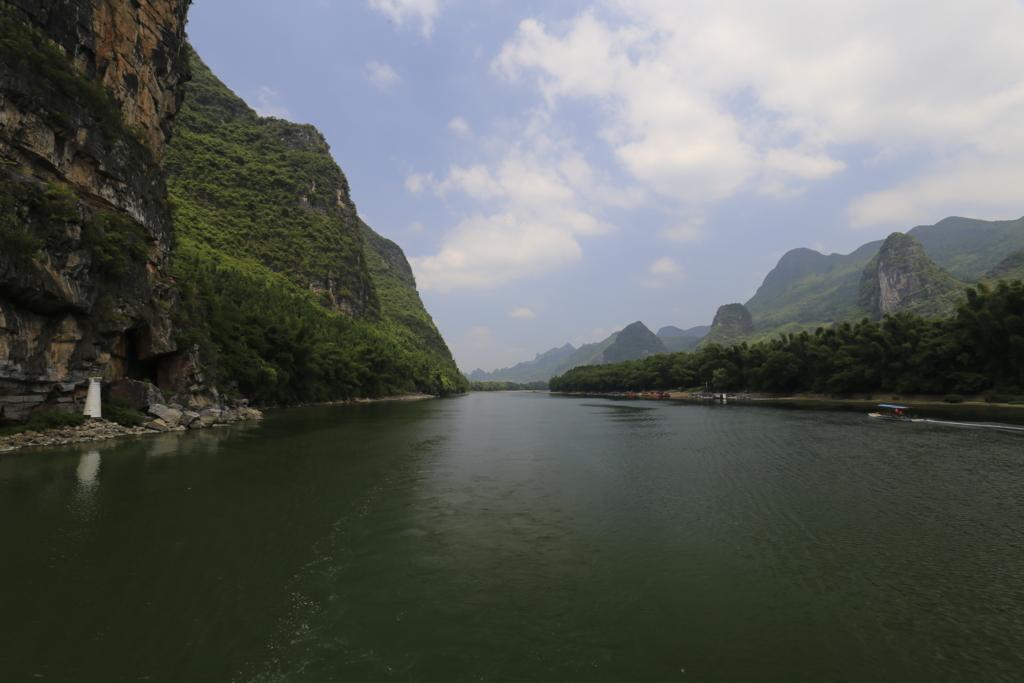 桂林漓江(中国南方カルスト)