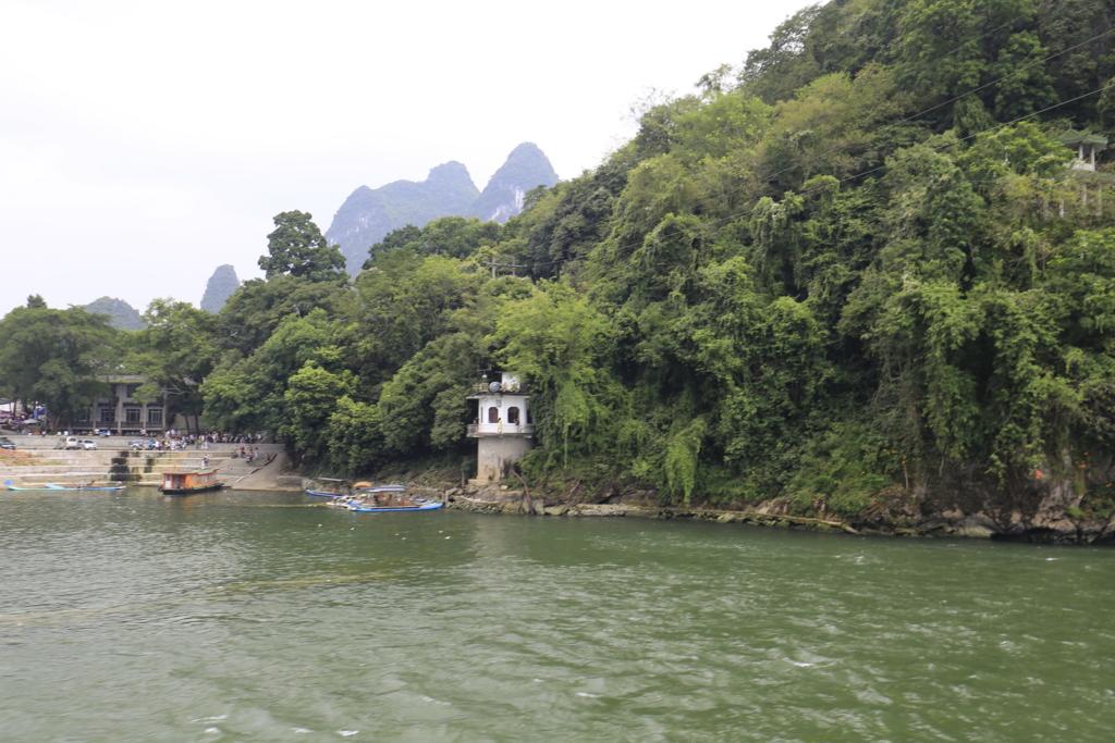 桂林の林さんの住処