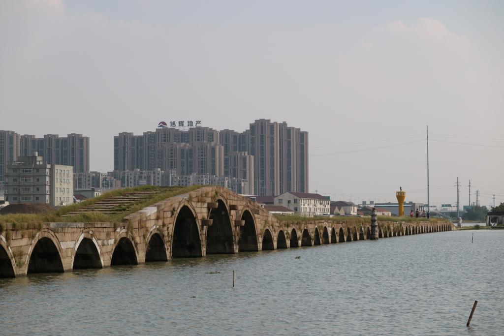 京杭運河,宝帯橋