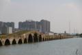 京杭運河,宝帯橋(蘇州、江蘇省)