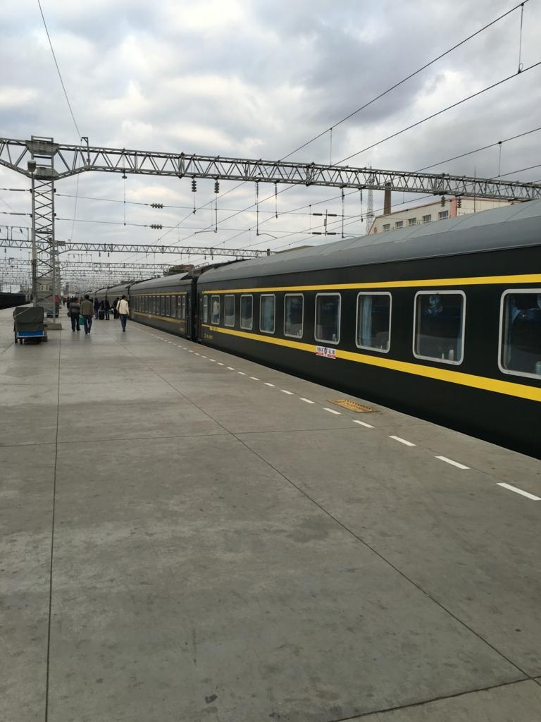トルファン駅