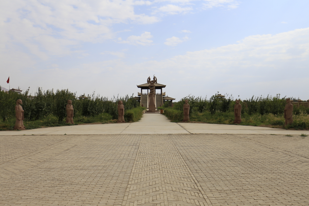 アスターナ古墓
