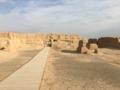 高昌故城(世界遺産、シルクロード)