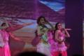 新疆ナイトショーの美女