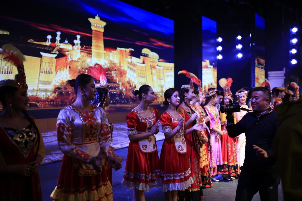 新疆ナイトショー