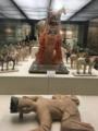 ウルムチ博物館展示物