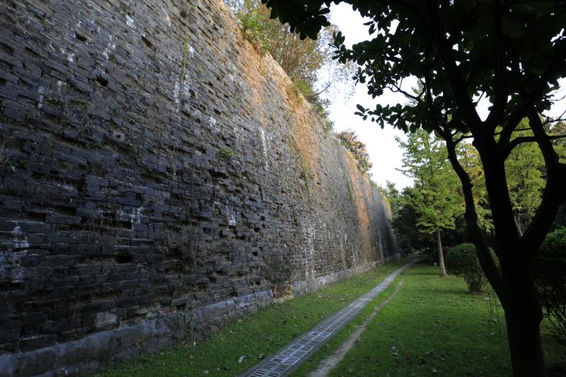 石頭城遺跡