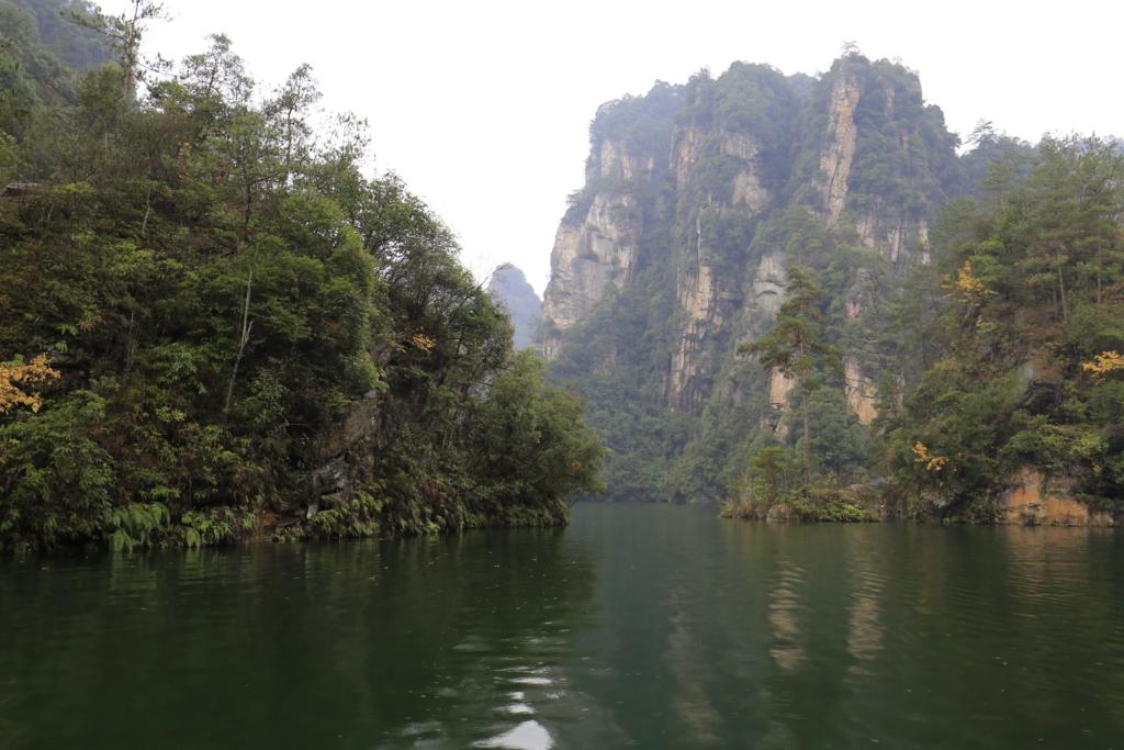 武陵源、宝峰湖(Baofeng Hu )2