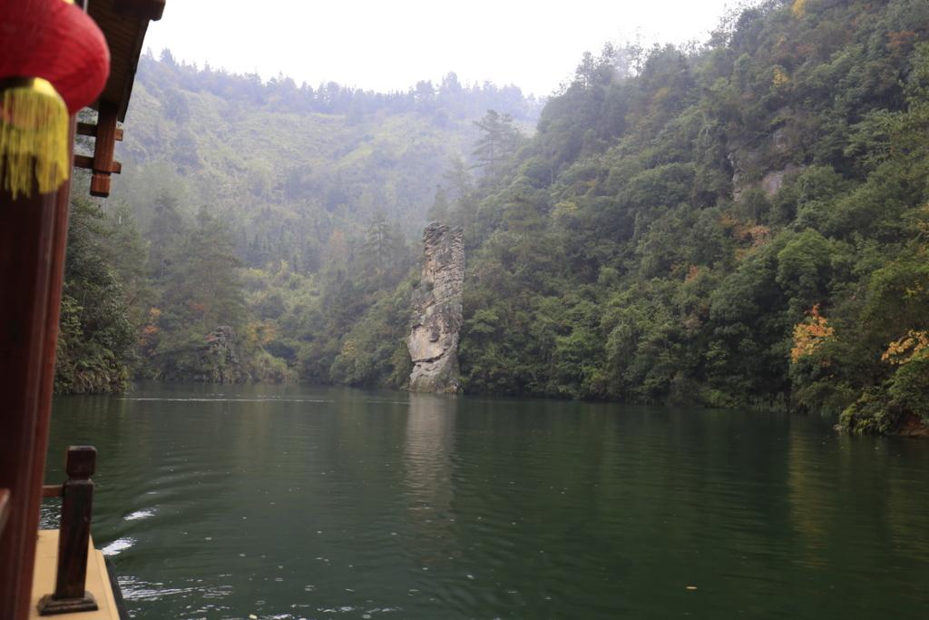 武陵源、宝峰湖(Baofeng Hu )3