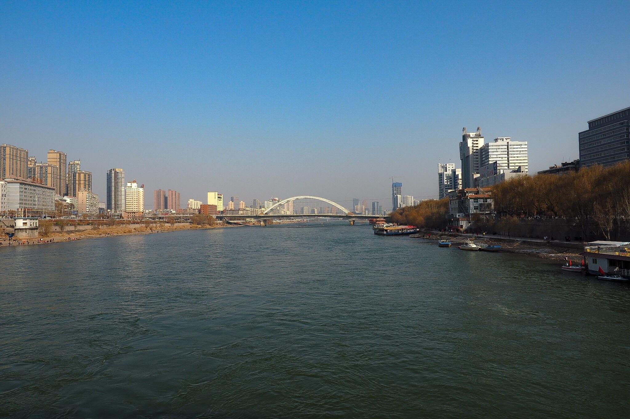 中山橋(蘭州黄河鉄橋)