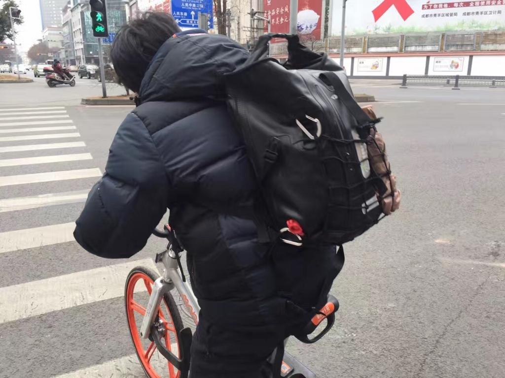 成都モバイク