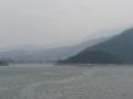 長江三峡(白帝城)
