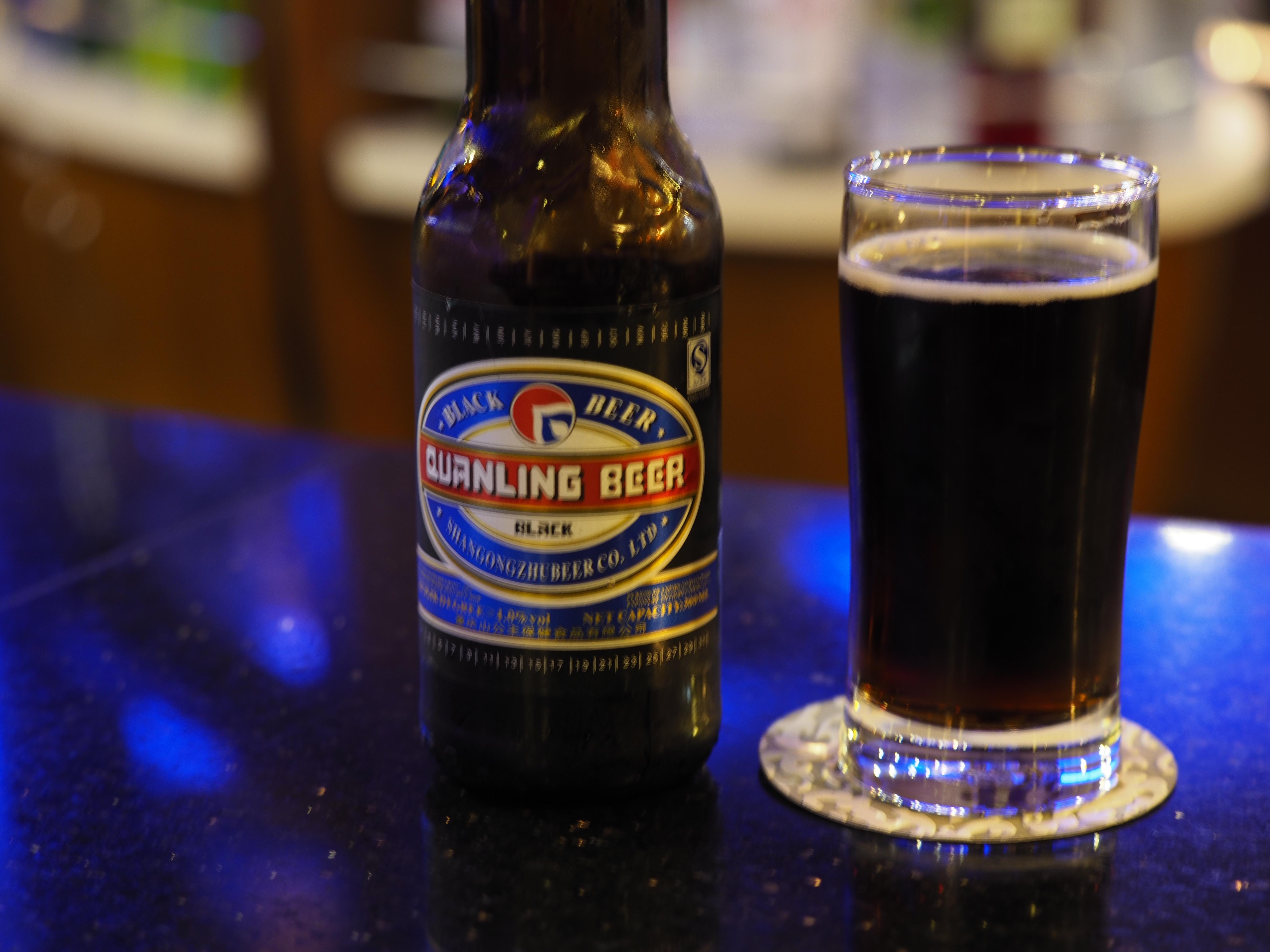 重慶黒ビール