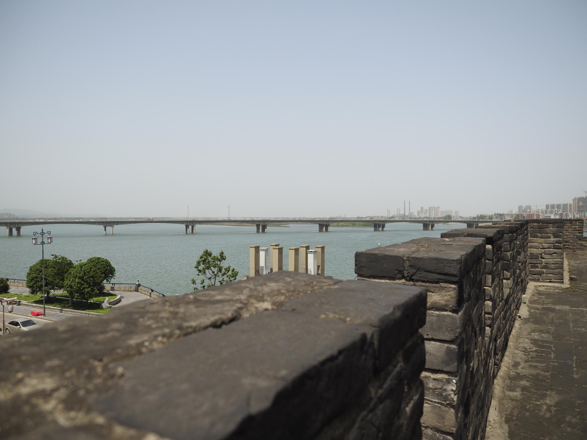 城壁からの眺め