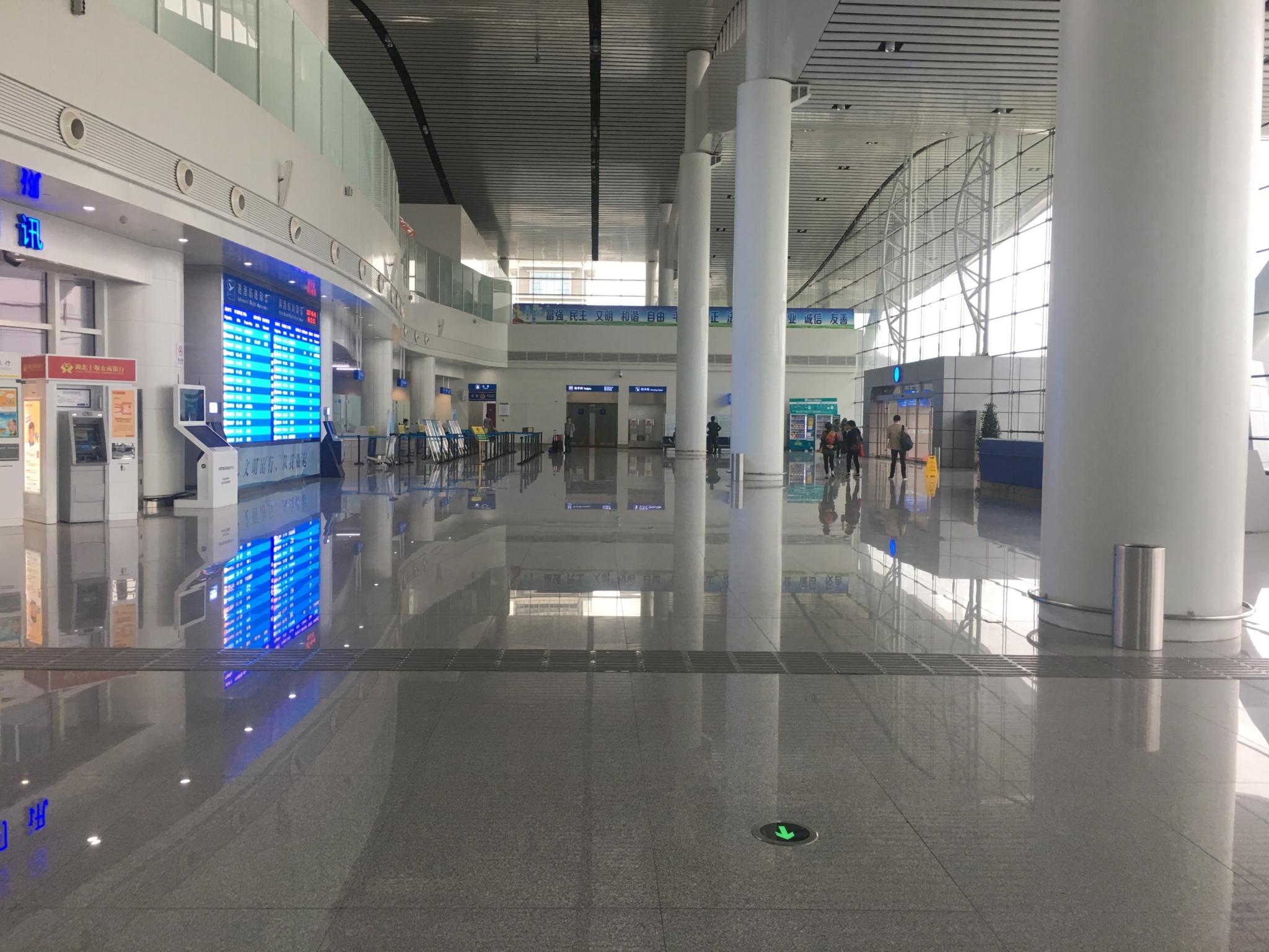 十堰武当山空港