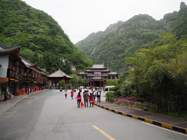 琼台(武当山)