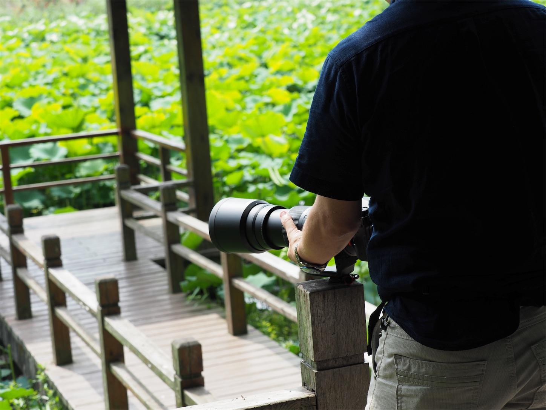 東平国家森林公園・ペンタックス望遠レンズ