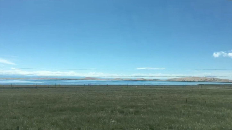 青海湖(チンハイフー)