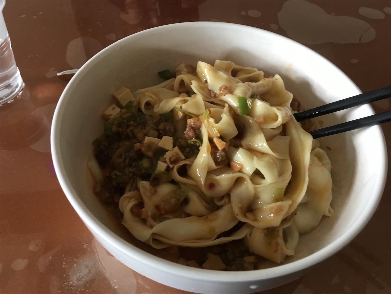 青海炸酱麺