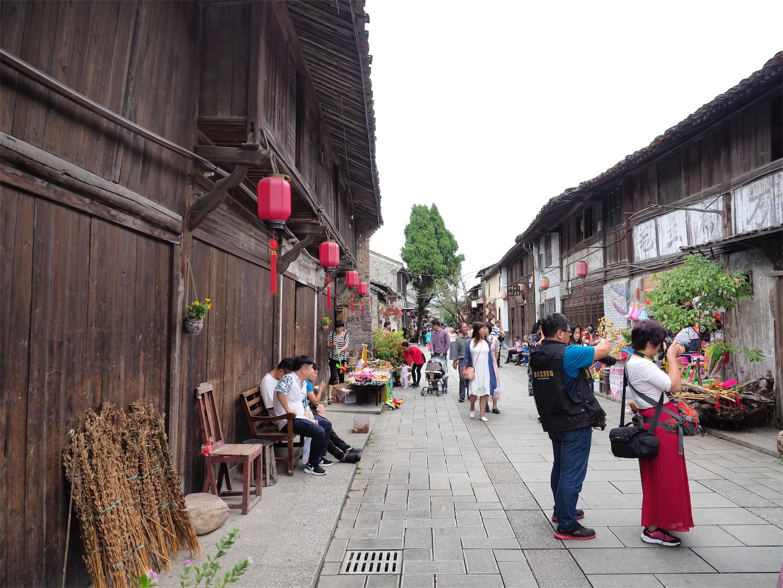 麗水江濱古街(街1)